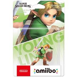Amiibo Super Smash Bros - Young Link, hahmo
