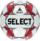 Select MATCH WHITE/RED