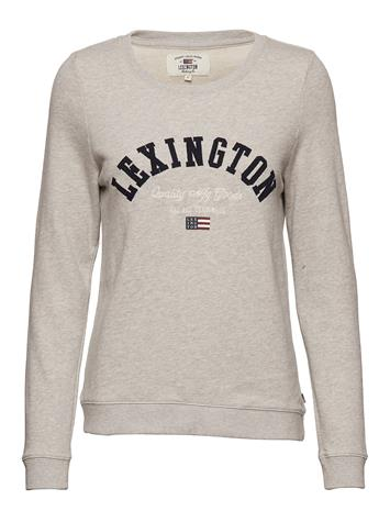 Lexington Clothing Chanice Sweatshirt Harmaa