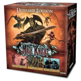 Mage Knight Ultimate Edition, lautapeli