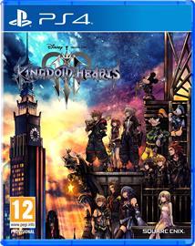 Kingdom Hearts III (3), PS4-peli