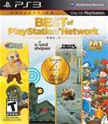 Best of Playstation Network Vol. 1, PS3 -peli