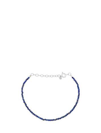 Pernille Corydon Lapis Bracelet Adj. 15-18 Cm Hopea