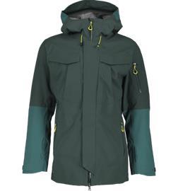 Cross Sportswear SO EDGE CARGO JKT MIDNIGHT GREEN