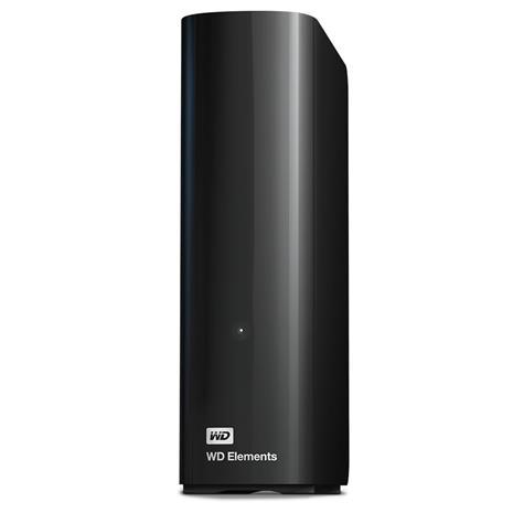 Western Digital WD Elements (8 TB, USB 3.0) WDBWLG0080HBK, ulkoinen kovalevy