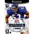 Madden 2005, GameCube -peli