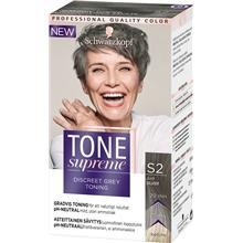 Tone Supreme - Discreet Grey Toning 1 set Dark Silver