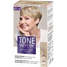 Tone Supreme - Discreet Grey Toning 1 set 9.1 Light Ashy Blonde