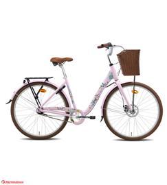"""Helkama Saimi 28"""", naisten 7-vaiht. pyörä"""