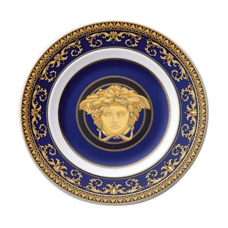 Versace Versace Medusa Blue aluslautanen 18 cm