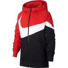 pretty nice 6f8a5 1175f Nike Huppari NSW - Punainen Musta Valkoinen Lapset