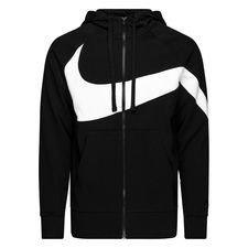 wholesale dealer 19ec2 033b2 Nike Huppari NSW - Musta Valkoinen