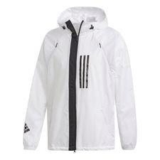 adidas Takki Fleece Lined ID WND - Valkoinen/Musta
