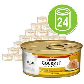 Gourmet Gold Melting Heart 24 x 85 g - kana