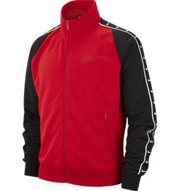 Nike M NSW HBR JKT RED UNIVERSITY