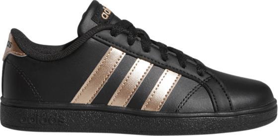 Adidas J BASELINE BLACK/GOLD