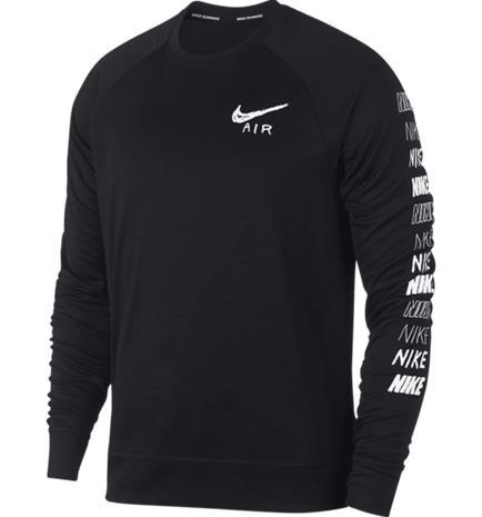 Nike M NK PACER PLUS CREW GX HBR BLACK/WHITE/REFLEC