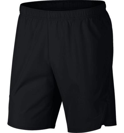 Nike M NK FL ACE SH 9IN BLACK/BLACK/BLACK/
