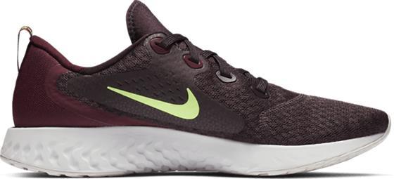 Nike NIKE LEGEND REACT BURGUNDY ASH/LIME