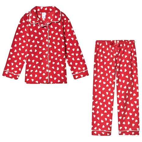 Pyjama Punainen10 (9-10 v)