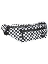 Vans Ranger Waist Bag black / white checkerboard Miehet