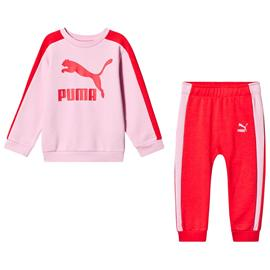 Pink Sweater & Pink Joggers Set1-2 years