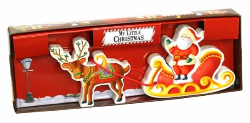 Barbo Classic My Little Toy Box - Christmas
