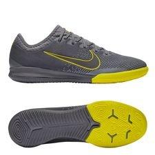 Nike Mercurial Vapor 12 Pro IC Game Over - Harmaa/Keltainen ENNAKKOTILAUS