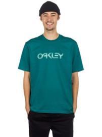 Oakley Foggy T-Shirt petrol Miehet