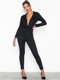 Missguided Blazer Jumpsuit