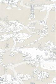 """Sandberg Wallpaper"" Kenrokuen-tapetti"