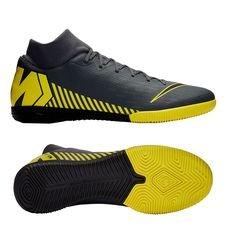 Nike Mercurial Superfly 6 Academy IC Game Over - Harmaa/Keltainen ENNAKKOTILAUS