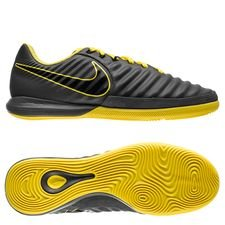 Nike Lunar Legend 7 Pro IC Game Over - Harmaa/Keltainen