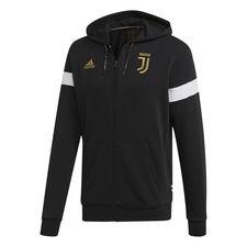 Juventus Huppari FZ - Musta/Valkoinen