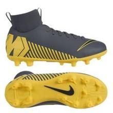 Nike Mercurial Superfly 6 Club MG Game Over - Harmaa/Keltainen