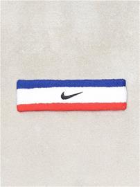 Nike Swoosh Headband Treeniasusteet Punainen/musta