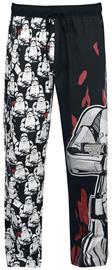Star Wars Stormtrooper Pyjamahousut musta