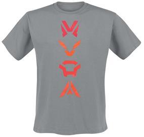Anthem Javelin Symbols T-paita harmaa