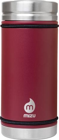 MIZU V5 juomapullo with V-Lid 500ml , punainen