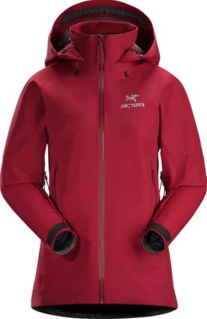 Arc'teryx Beta AR Naiset takki , punainen