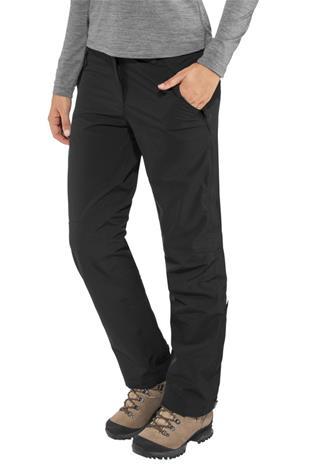 North Bend Flex Naiset Pitkät housut , musta
