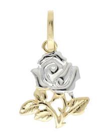 """Grazielli """"Kultainen ruusuriipus monivärinen"""""""