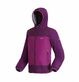 Regatta Volcanics II Lapset takki , violetti