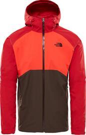The North Face Stratos Miehet takki , punainen/musta