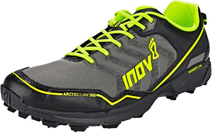 inov-8 Arctic Claw 300 Juoksukengät , harmaa/musta