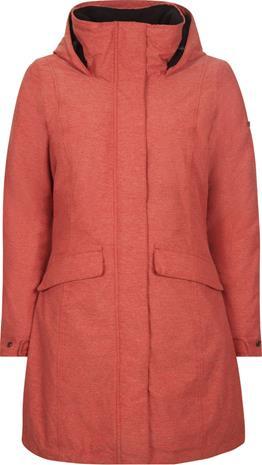 Elkline Warmumsherz Naiset takki , punainen