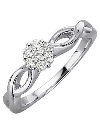 "Diemer Diamant"" ""Naisten timantti valkoinen"