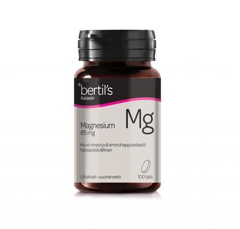 Bertil's Kelasin Magnesium 200 tabl.