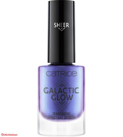 Catrice Galactic Glow Translucent Effect 8 ml kynsilakka