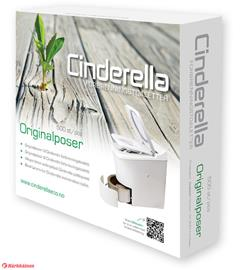 Cinderella 500 kpl suojapussipaketti